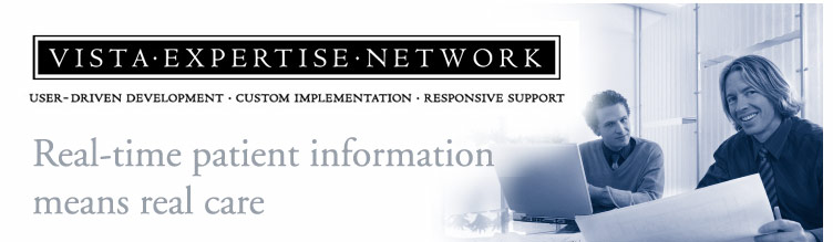 VISTA Enterprise Network - Successful Implementation, World Class Support
